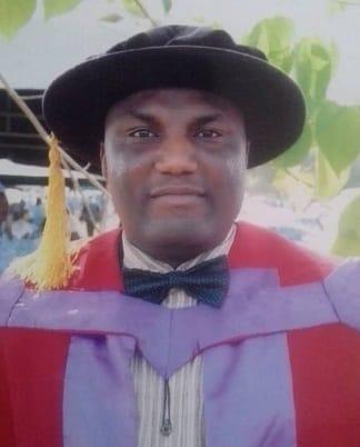 Dr Gabriel Opeyemi Ogunleye